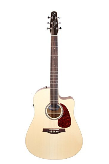 SEAGULL ENTOURAGE NATURAL SPRUCE CW Q1T