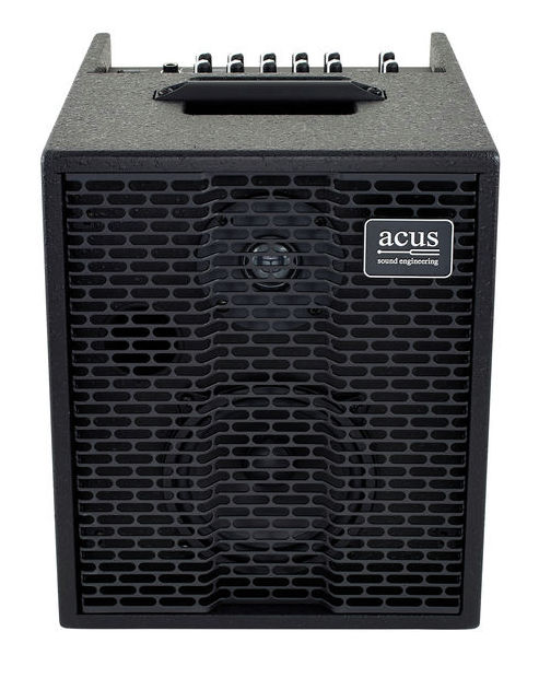 ACUS ONE FOR STRINGS 5T, 50 W, SORT