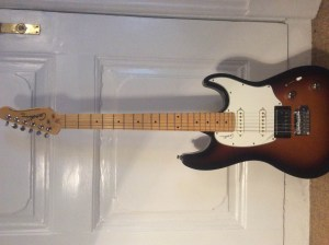 Godin Session Vintage Burst