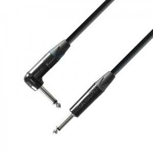 AdamHall Instument Cable 3m Angled Jack